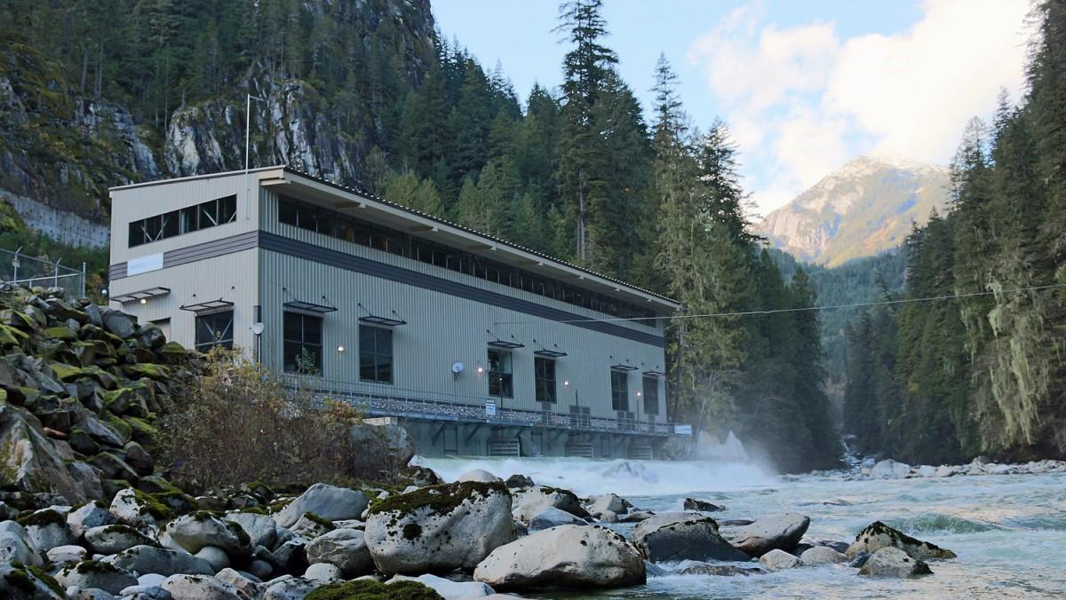 Innergex Power Plant