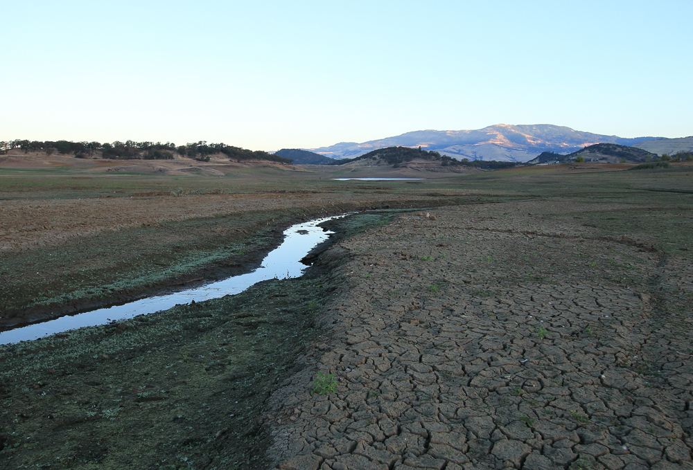 Emigrant Lake Ashland Drought 4