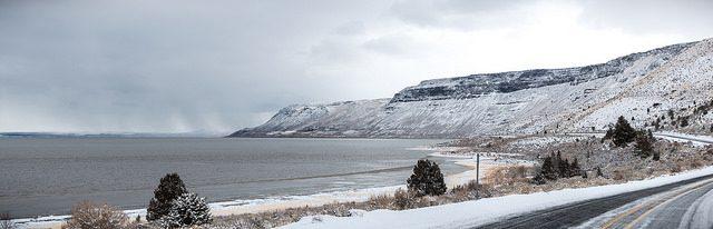 Lake Abert Recovers