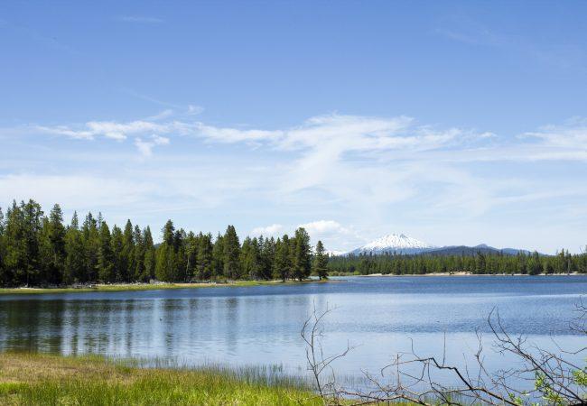 Wickiup Reservoir is Full Again