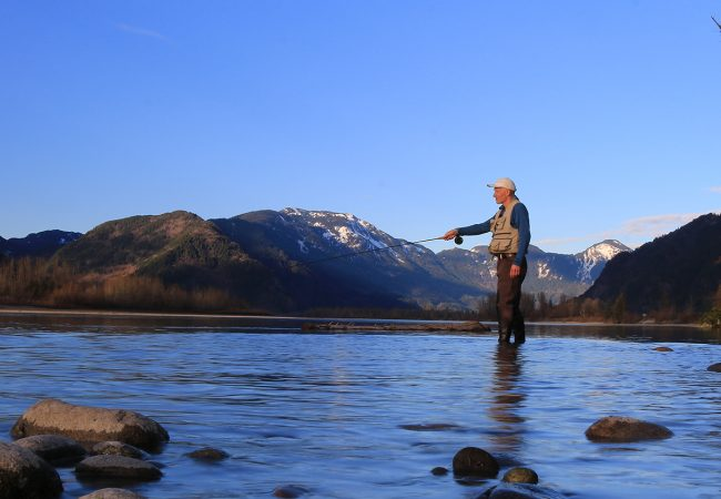 For Elusive Cutthroat Trout, the Fraser River is Special