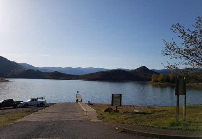 Emigrant Lake – Then and Now