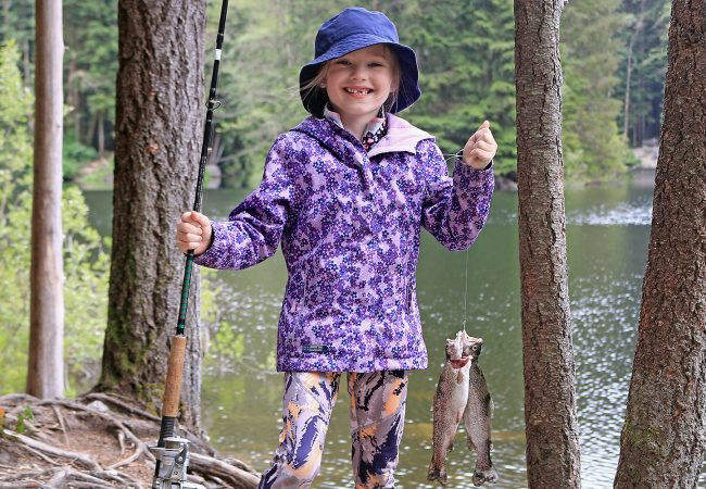Rice Lake: an Urban Success Story for Kids and Fishing