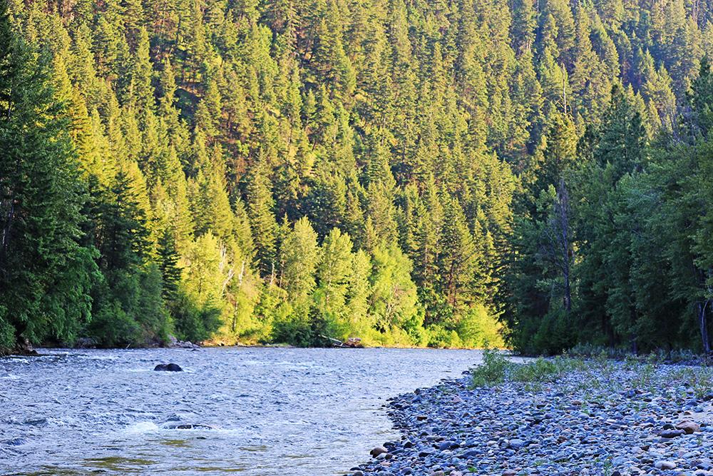 Tulameen River Princeton BC