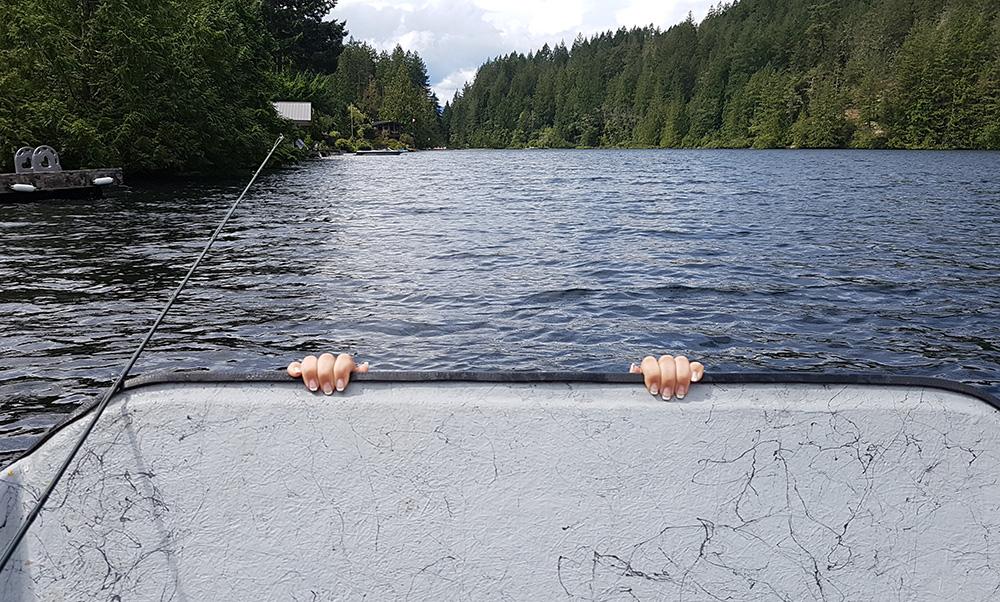 Sakinaw Lake BC