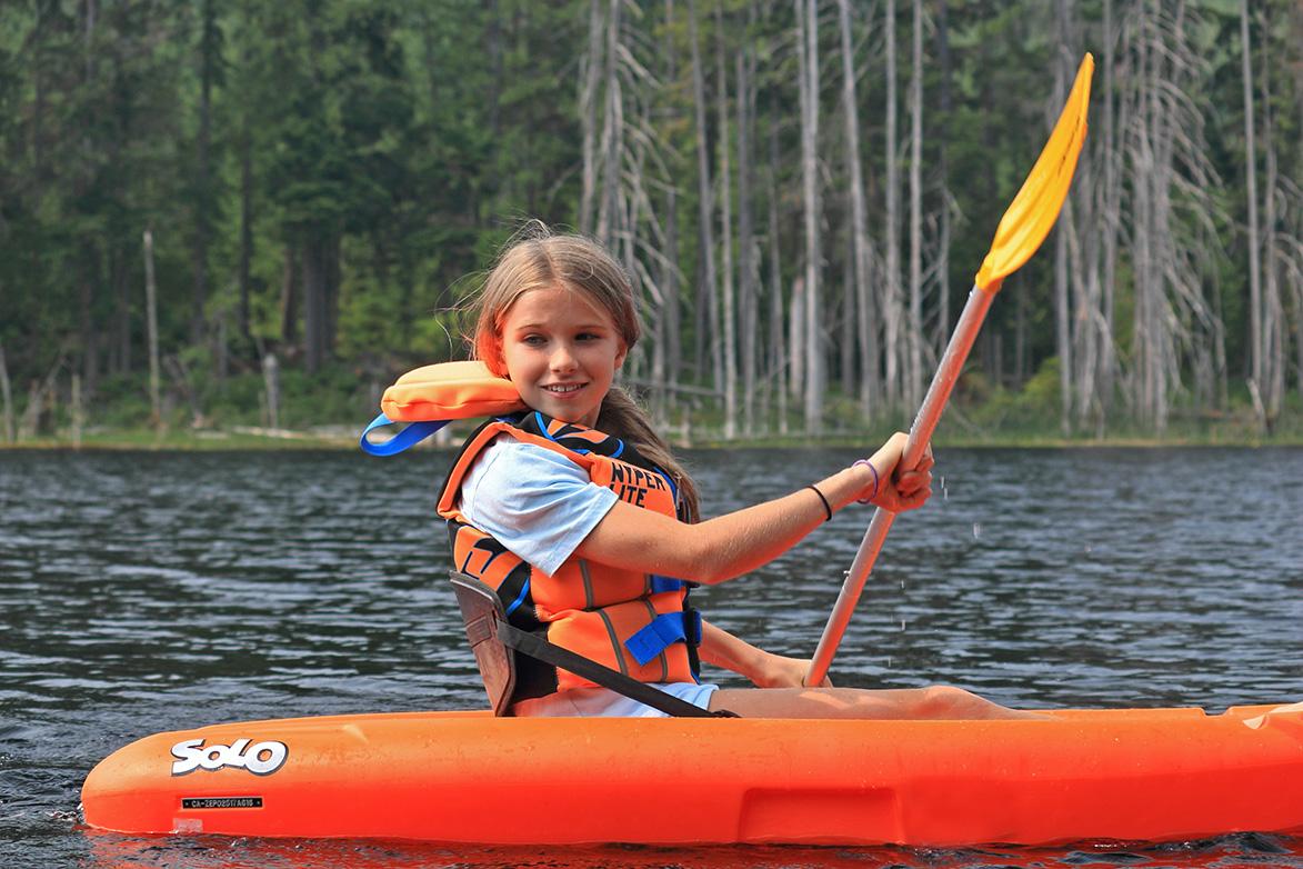 Wormy Lake BC